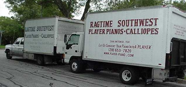 Ragtime Southwest Trucks